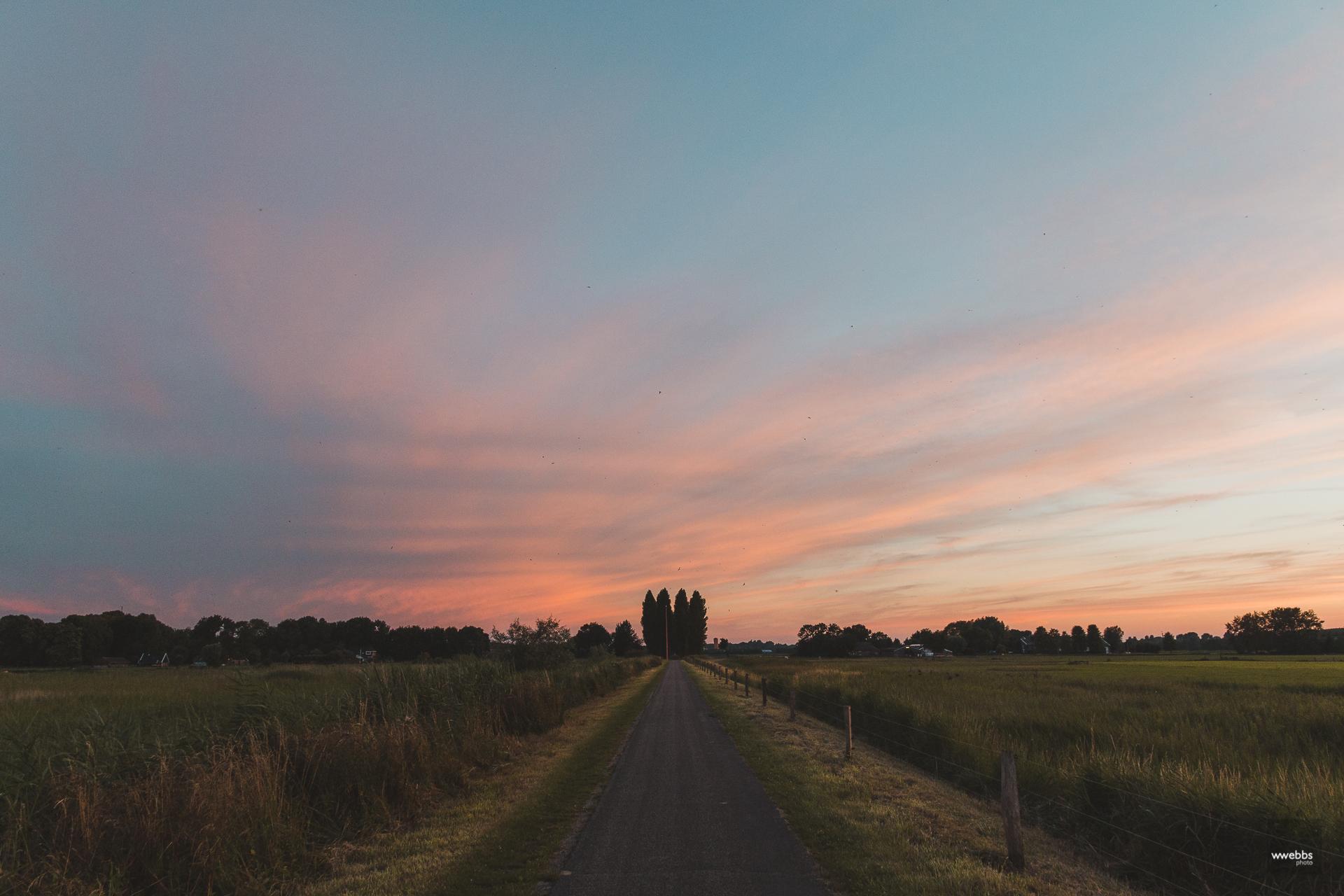 Kardinge sunset