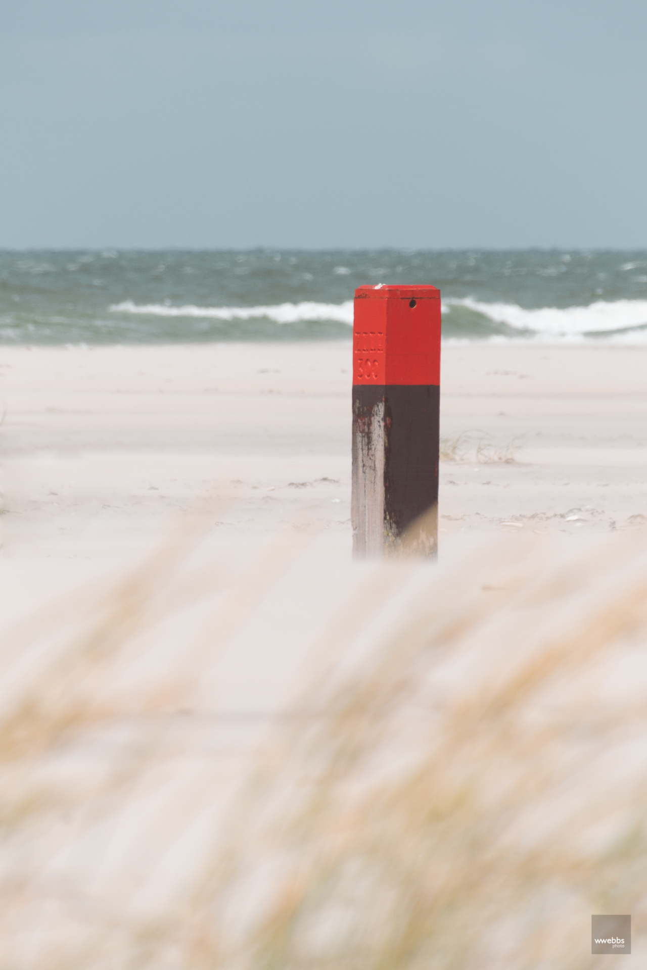 Beach, sea and wind