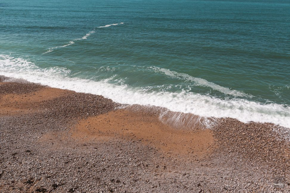 Beach of Étrétat