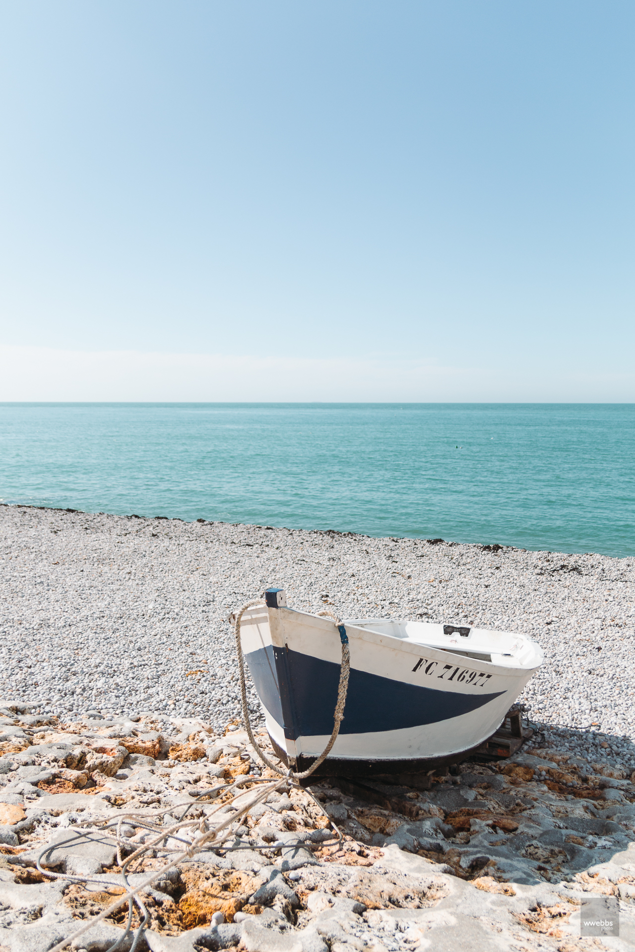 Boat at the beach