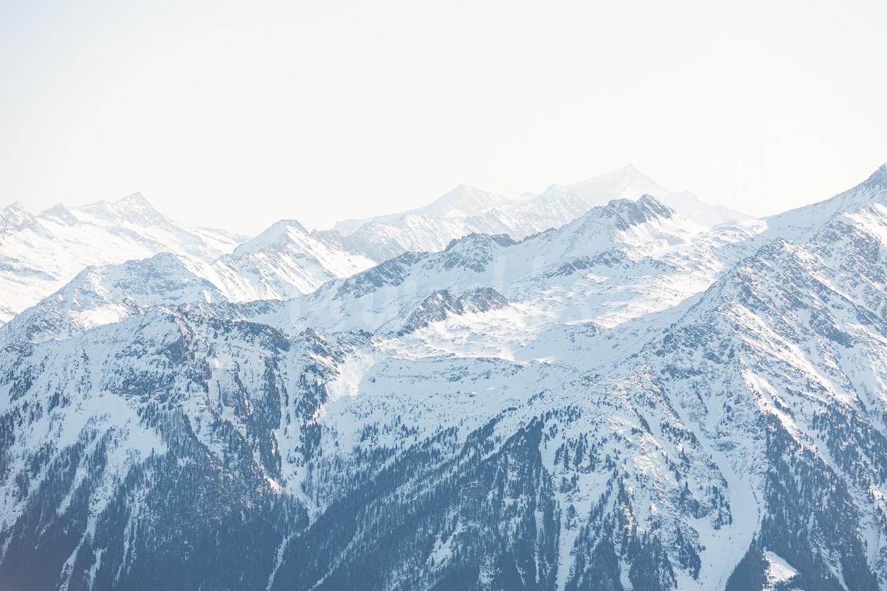 Mighty White Peaks