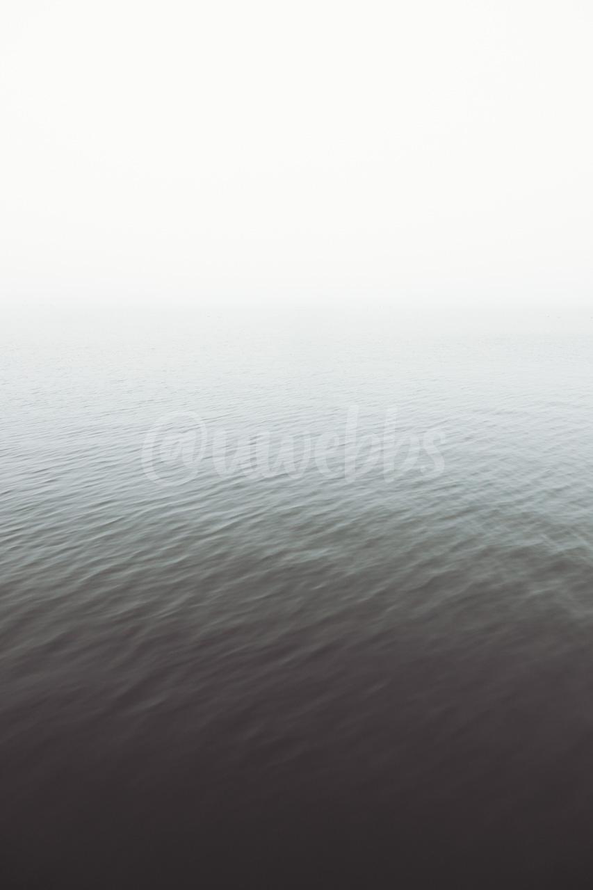 Misty Lake - V